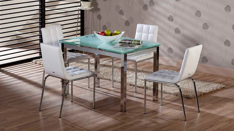 Negro masa sandalye takimi korfez mobilya for Mebasa küchen