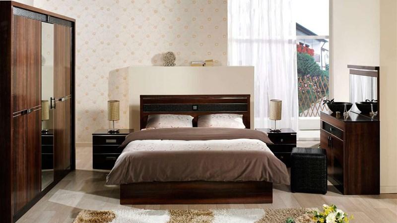 Viyana yatak odas tak m k rfez mobilya for Chambre a coucher istikbal